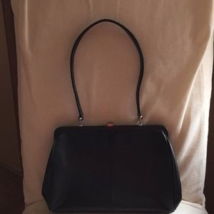 Hobo International Black leather bag